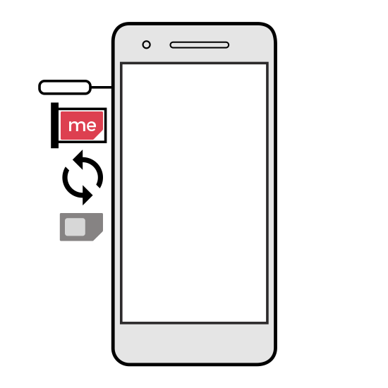 eSIM.me Card for Android